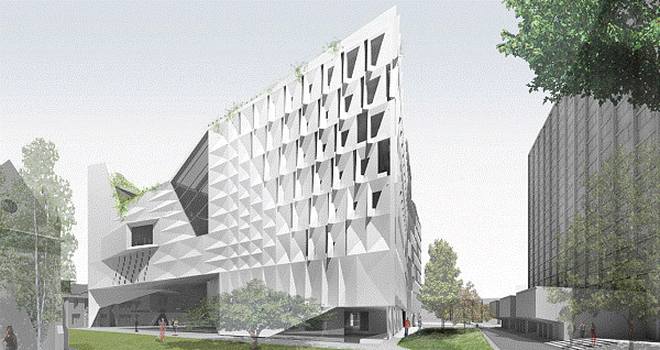 Gallery of university of melbourne announces winners for Da architecture