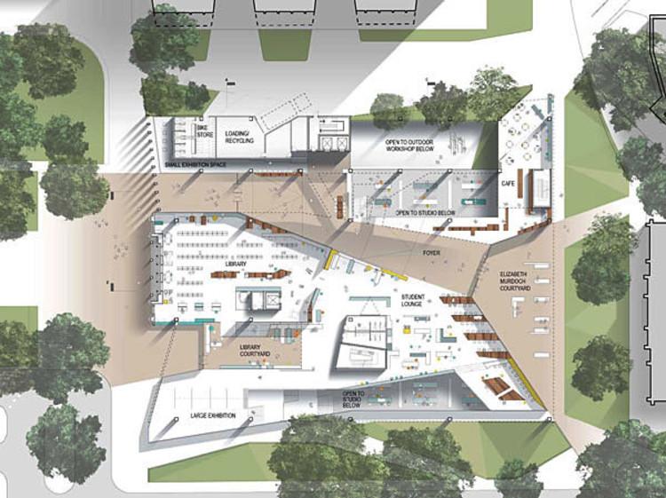 University of melbourne announces winners john wardle for University of melbourne landscape architecture