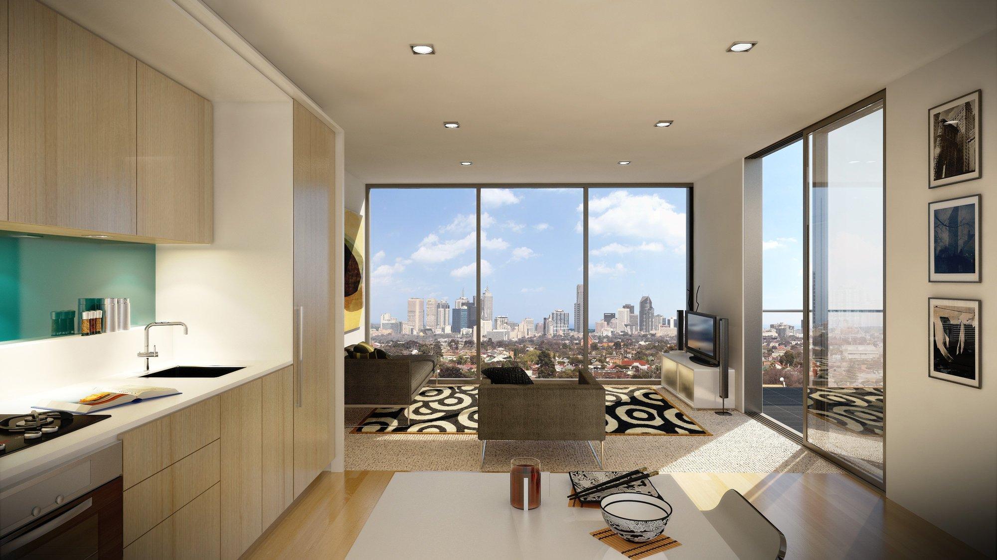 St James Place Apartments