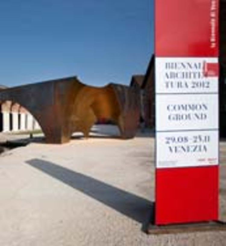 Courtesy of la Biennale di Venezia 2012
