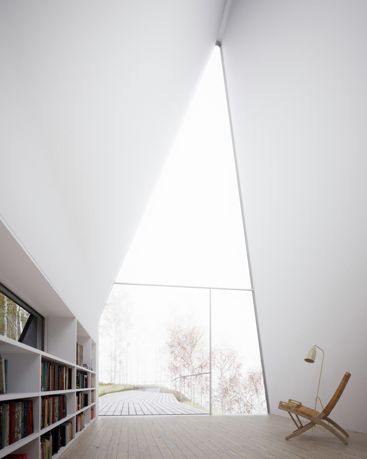 Allandale house william o 39 brien jr archdaily for Allandale house