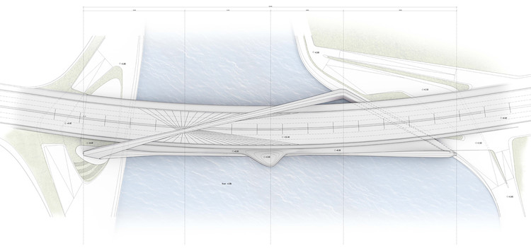 infinity loop bridge 10 design buro happold archdaily. Black Bedroom Furniture Sets. Home Design Ideas