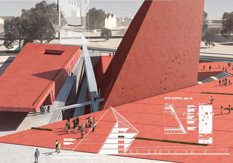 First Prize - Studio Architektoniczne Kwadrat