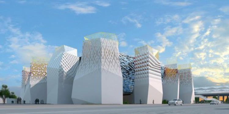 Russia Pavilion For Shanghai World Expo 2010 Archdaily
