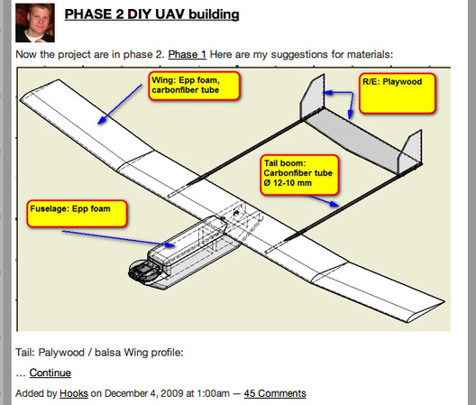 DIY Drones