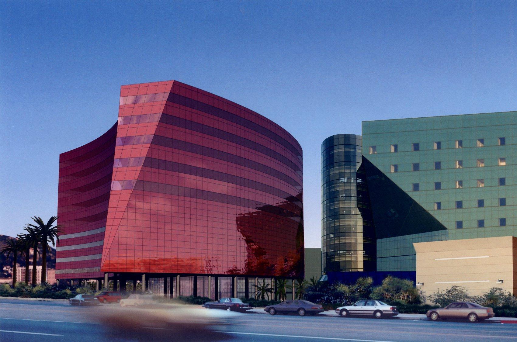 Pacific Design Center Green Building
