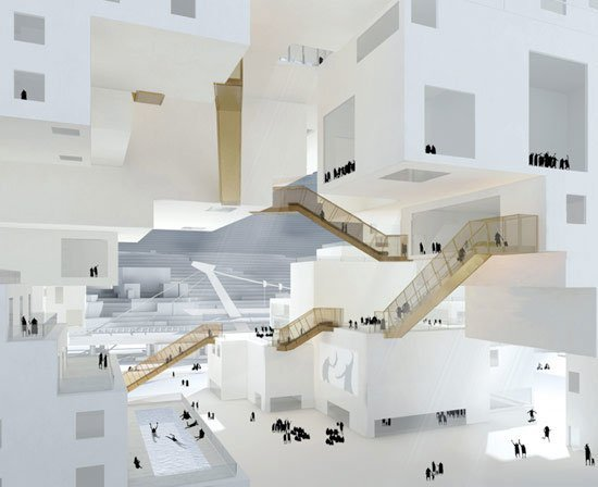 performing arts center thesis