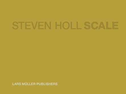 Courtesy of Stevn Holl and Lars Müller Publishers