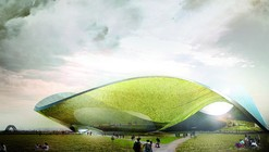 'Solar Loop' Competition Entry / Paolo Venturella & MenoMenoPiu Architects