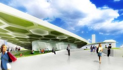 Campus International School for Downtown Cleveland Proposal / OS+A