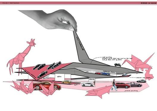 Origami © 3Gatti Architecture Studio