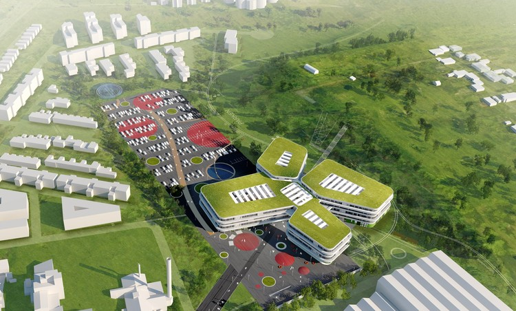 Courtesy GPP Architects