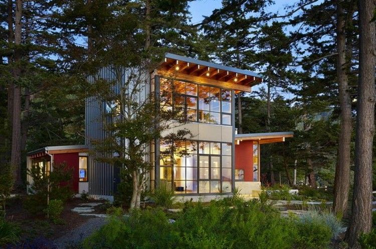 American institute of architects housing award winners for Pacific northwest home designs