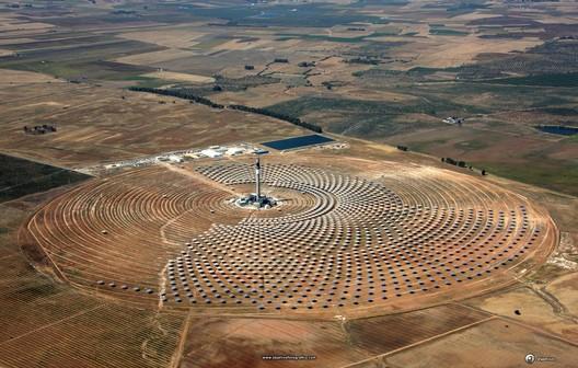 torresol energy plant for Abu Dhabi. Source: Masdar website