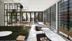 Skyve Bistro / FARM Architect