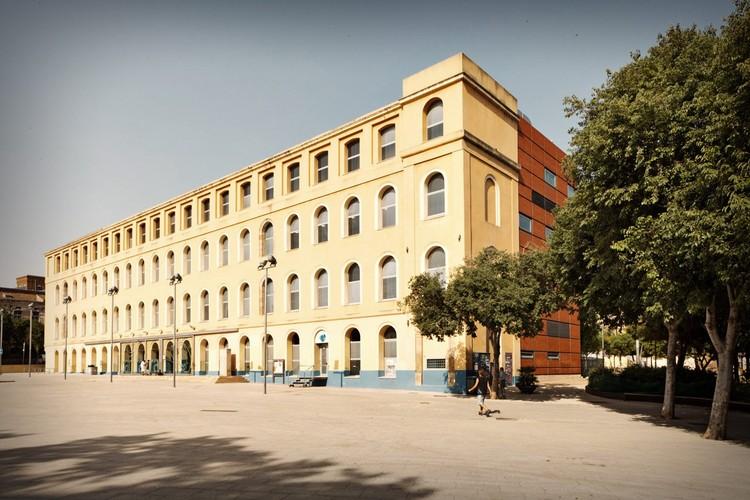 Proyecto escuela taller de musics dom arquitectura - Escuela de arquitectura de barcelona ...