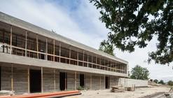 En Construcción: Casa de Sambade / Spaceworkers