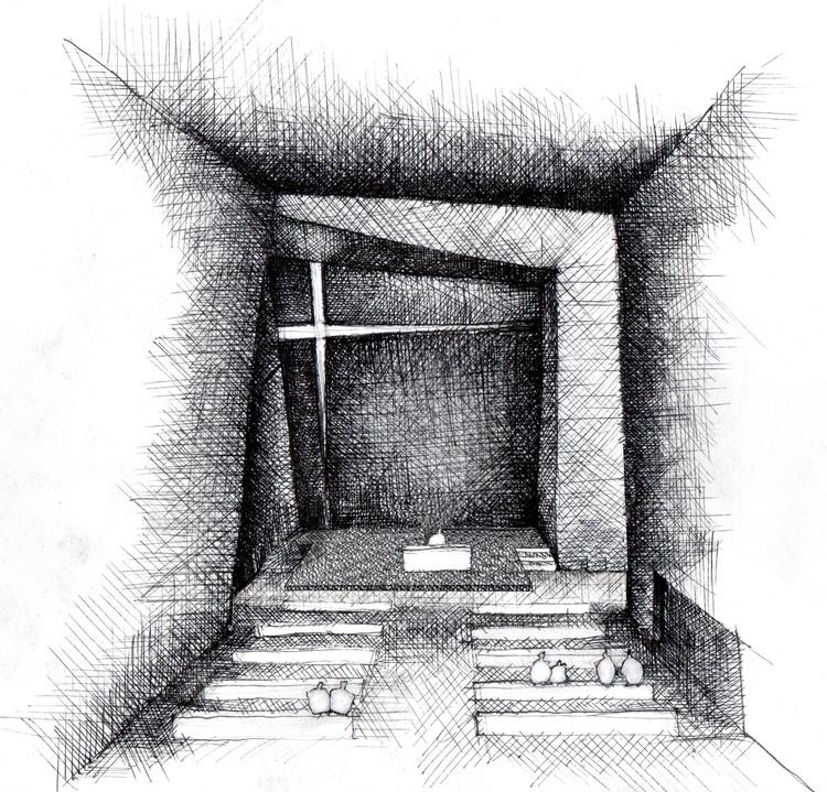 Boceto Interior 01