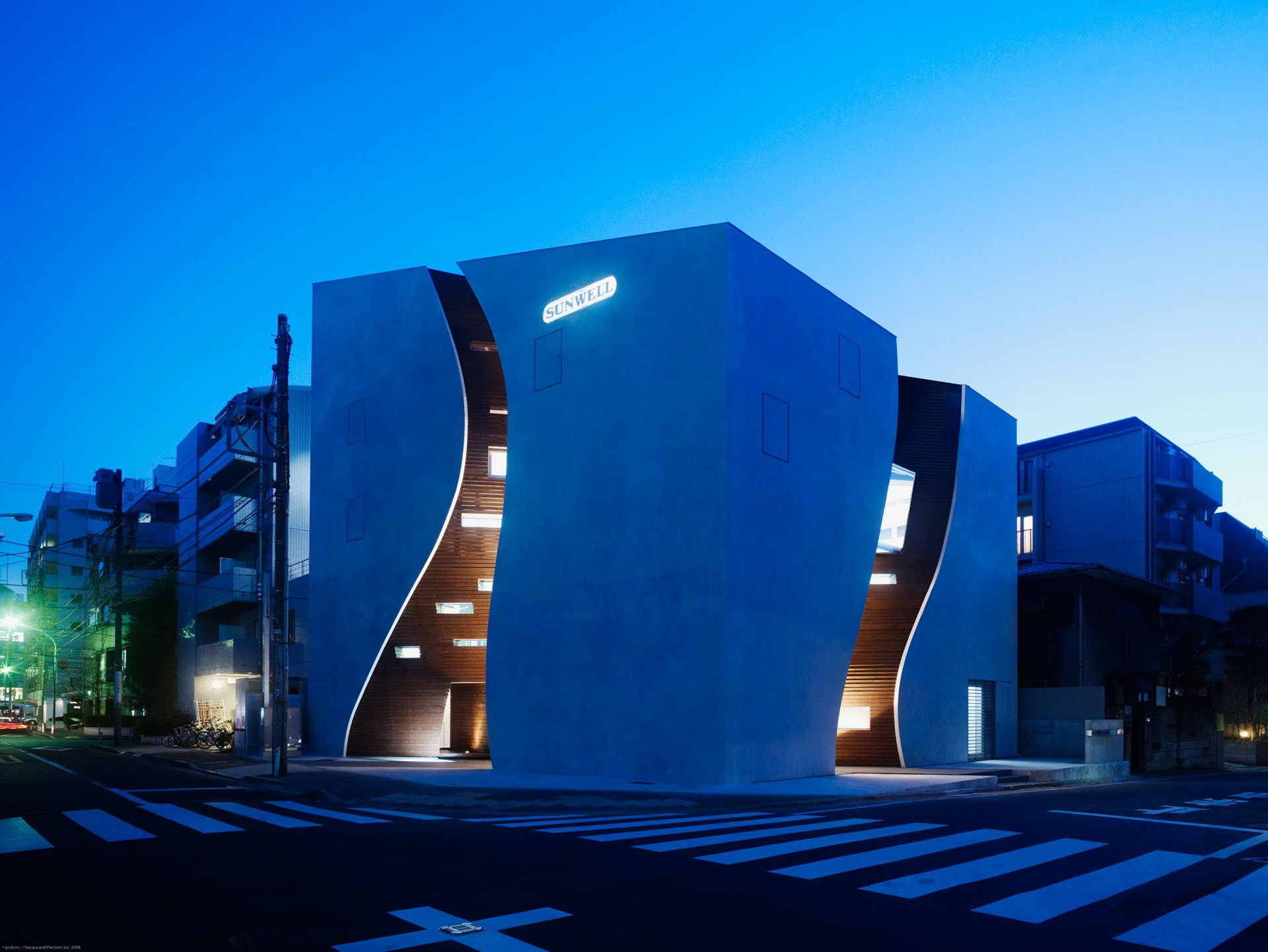 Fashion houses in tokyo 22