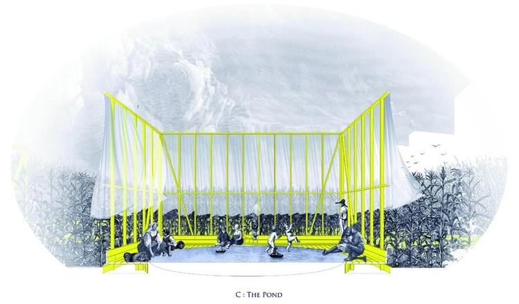 Propuesta Ganadora de este año: The Garden of Forking Paths / Beals & Lyon