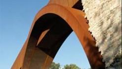 Reconstrucción del Pont Trencat, Barcelona