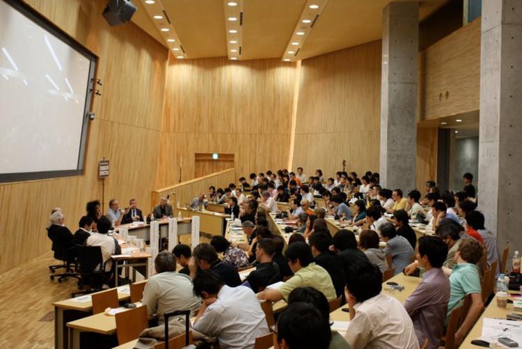 IAES 2009 en la Universidad de Tokio