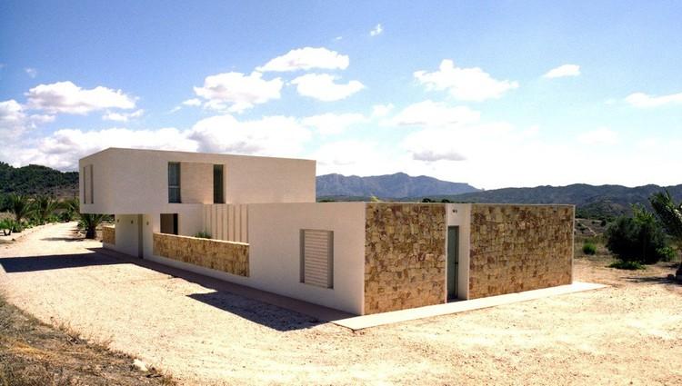 Casajijona / dooa arquitecturas