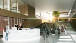 Henning Larsen Architects gana concurso para el nuevo Centro de Investigación para Energía Solar en Alemania
