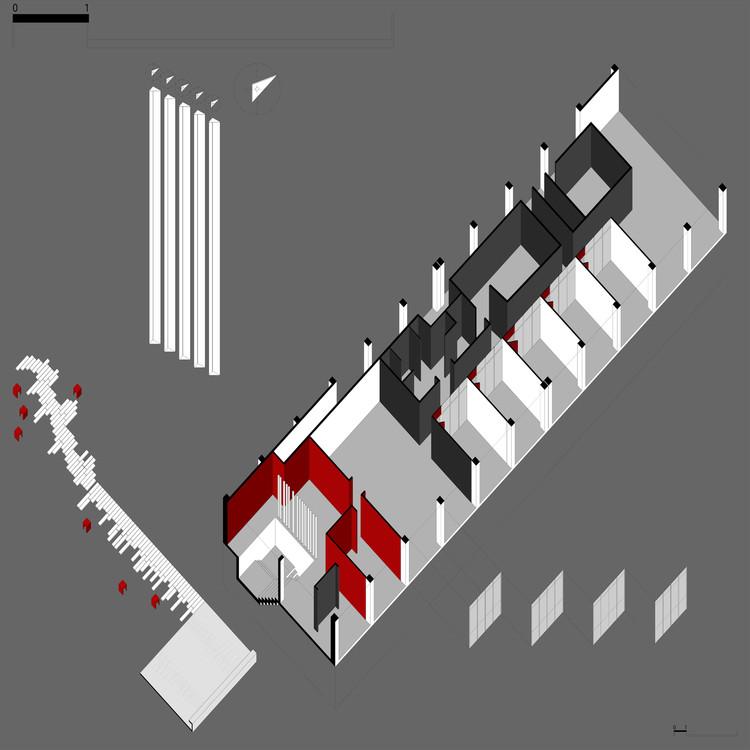 Axonométrica 01