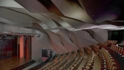 Teatro Masrah Al Qasba / Magma Architecture
