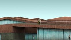 Centro Deportivo Csörsz / T2.a Architects