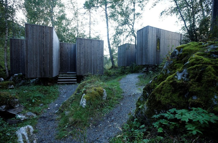 Cortesía de Jensen & Skodvin Architects