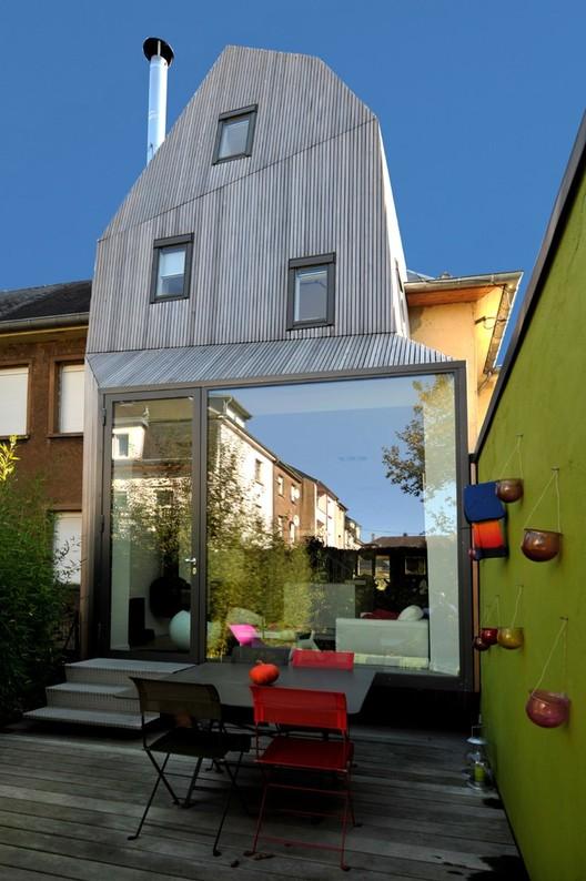 Cortesía de STEINMETZDEMEYER Architectes Urbanistes