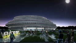 Propuesta Velódromo / BNKR Arquitectura