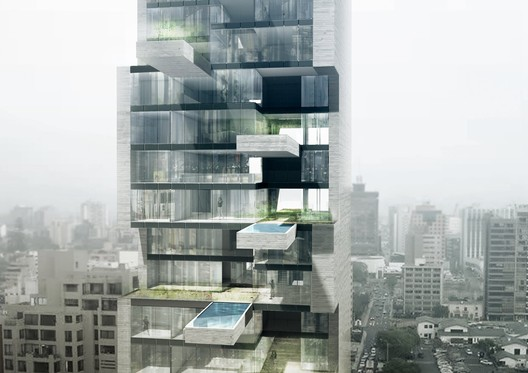 imágenes cortesía de DCPP Arquitectos