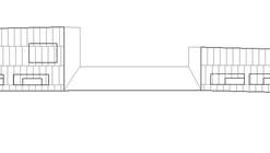 Puerto de Entrada Comercial y Estación Fronteriza / Robert Siegel Architects