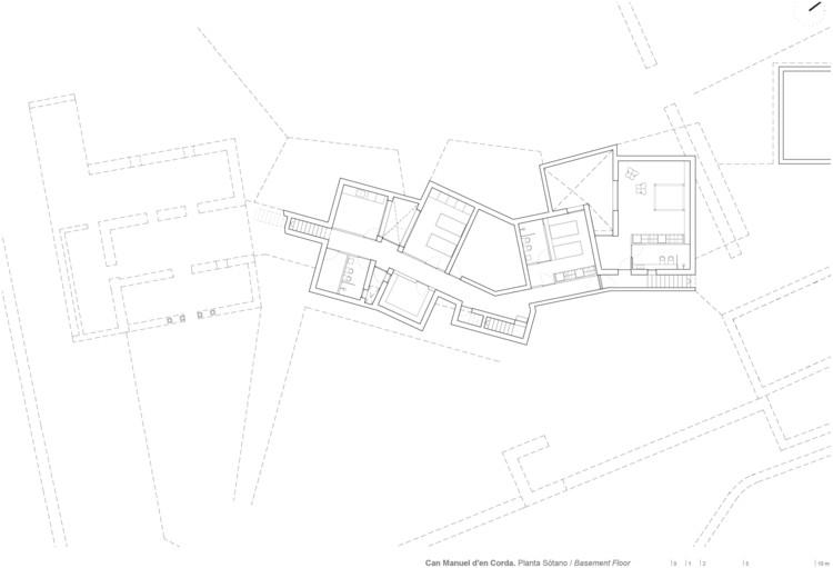 Basement Floor Plan 01