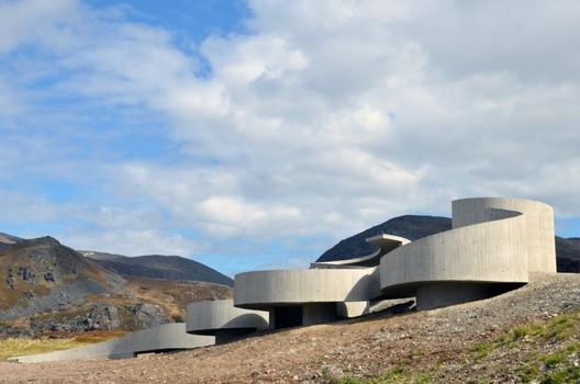 Cortesía de Reiulf Ramstad Arkitekte