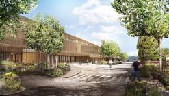 Herzog & de Meuron diseñan un Hospital Infantil en Zurich