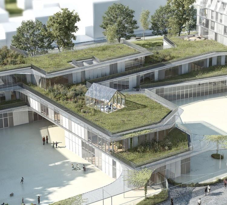 Cortesía de Chartier Dalix Architectes