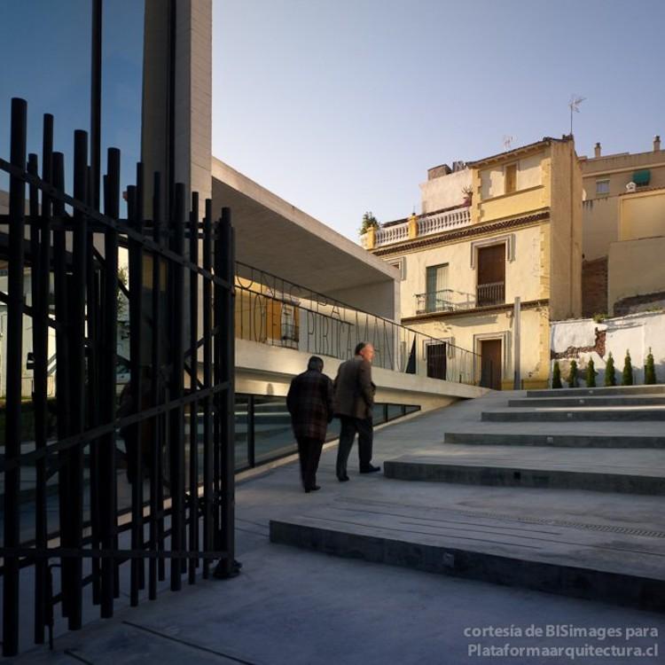 Biblioteca Manuel Altolaguirre. Castroferro arquitectos y Jacobo Domínguez