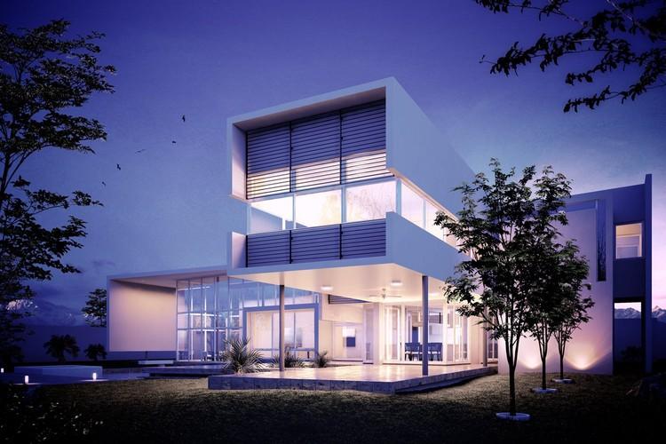 Residencia Uro © Kuan Studio