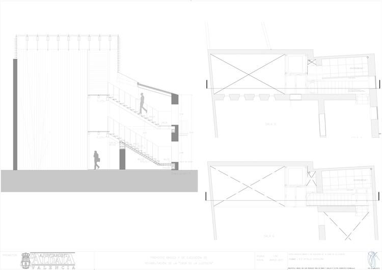 Sección 01 Escalera