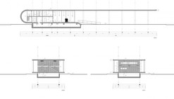 Estación de buses en Rio Maior / Domitianus Arquitectura