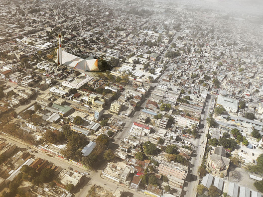 Courtesy of YCF Group, ARCA Consulting, AFH Haiti (Architecture for Humanity)