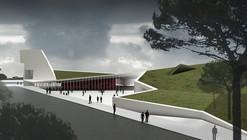 Punta Umbria Pavillion / MRDP Arquitectos