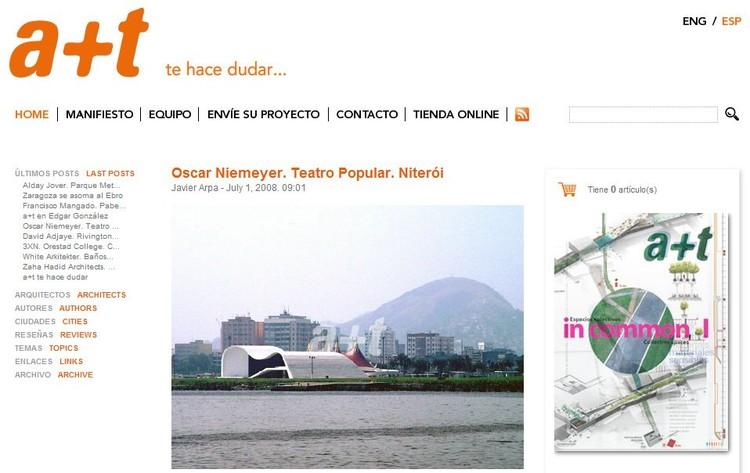 a+t presenta su nuevo sitio web