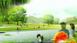 Xiang'he Garden City - Park of the Floating Gardens / OKRA