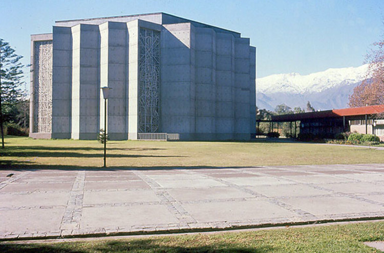 Iglesia del Colegio Verbo Divino