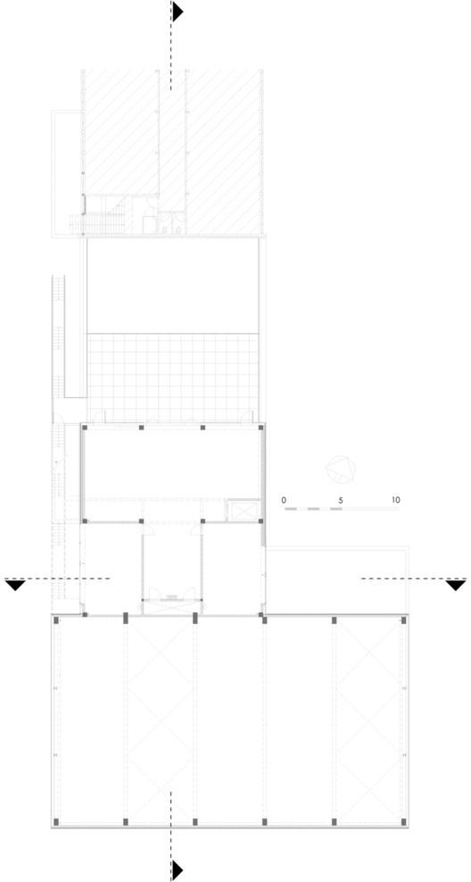 Planta Primer Nivel 01